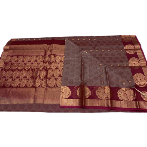 Ladies Pure Sico Silk Work Saree