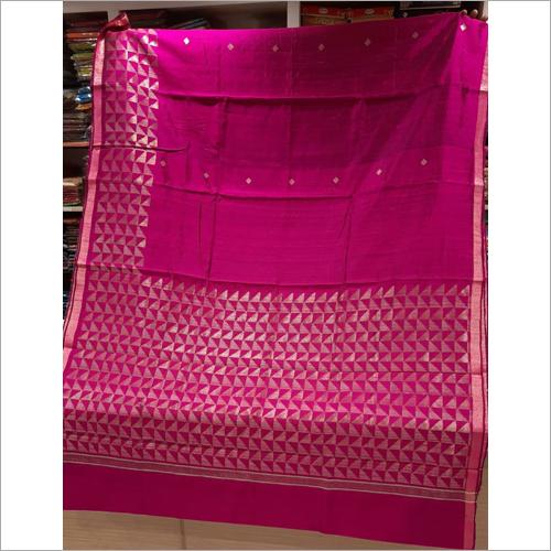 Ladies Pure Silk Work Saree