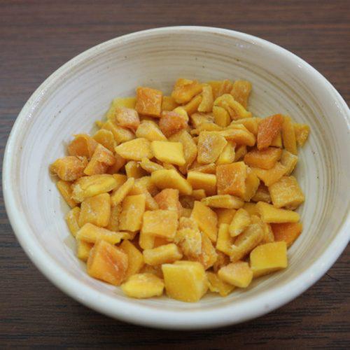 Yellow Diced Soft Diced Mango 1Kg