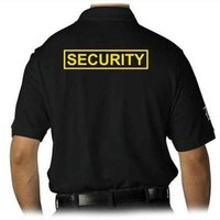 Security Guard T Shirt
