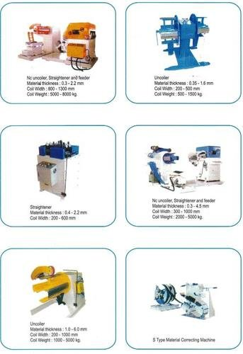 Press Automation Equipments