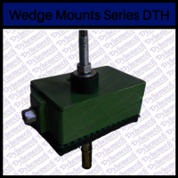 Wedge Mounts - Series DTH (Bolt Through)