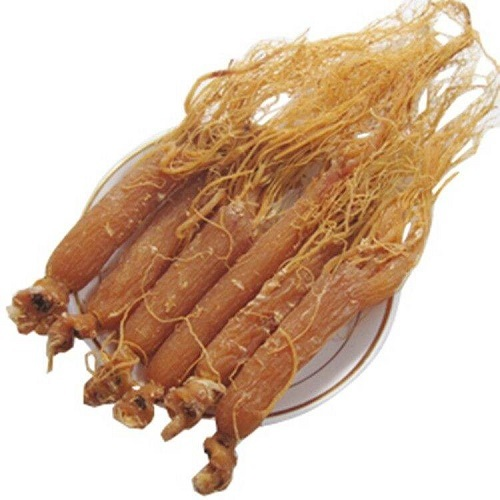 Red Ginseng Root/panax Ginseng Root Low Pesticides Bulk Price