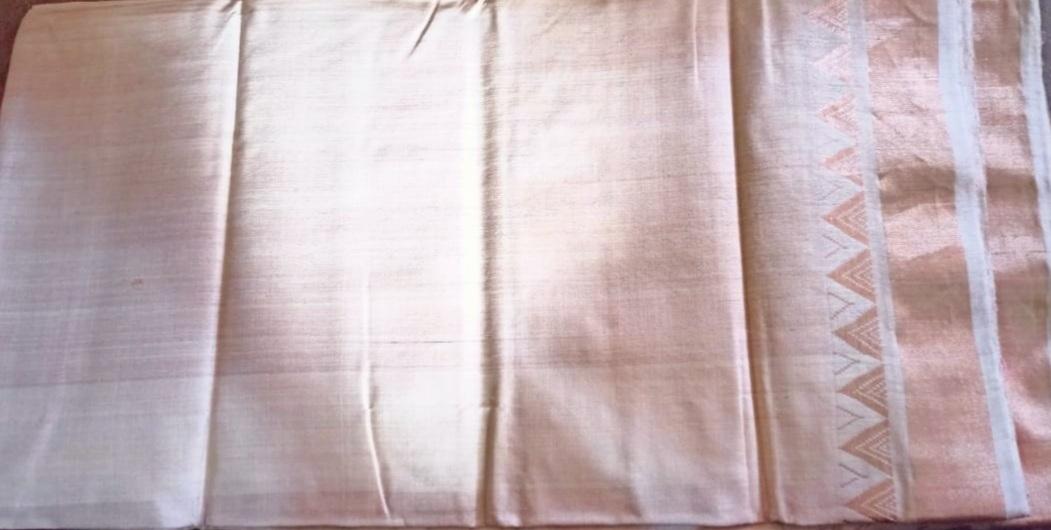 Tussar Silk Saree Fabric