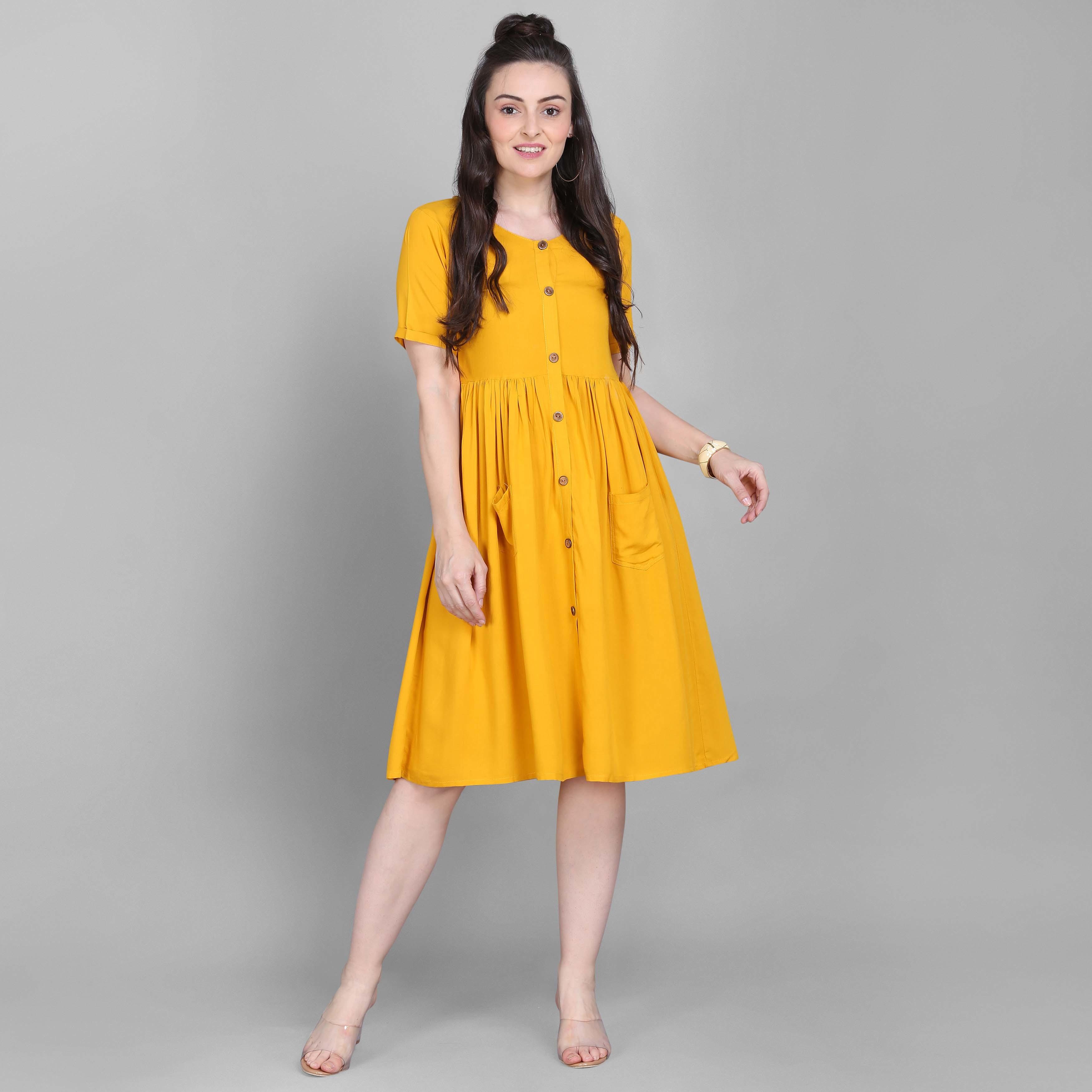 Women Tunic Western Dress