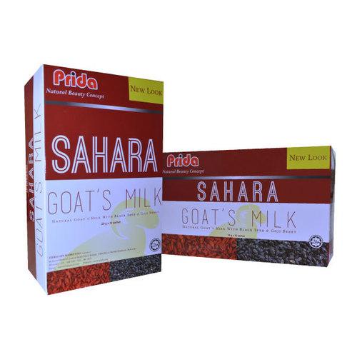 Goat Milk - Sachet with Habatus Sauda (Black Seeds) and Goji Berry