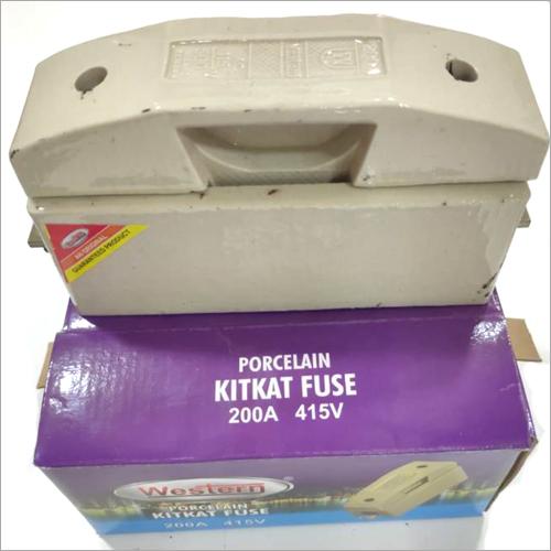 200A 415V With LUG Porcelain Kitkat Fuse