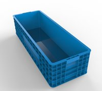 Injection Fish Crate Mold