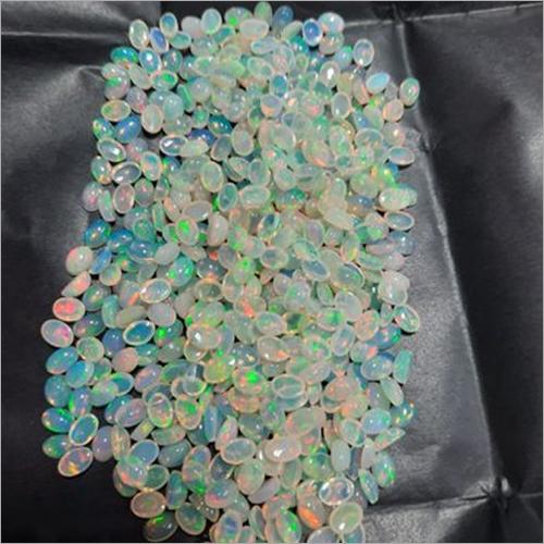 Opal Cabochon Gemstone