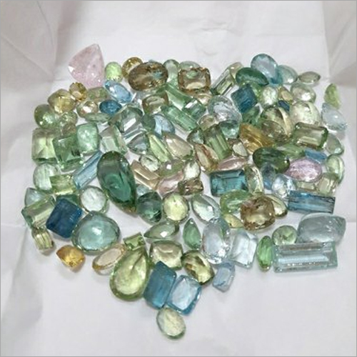 Rose Quartz Aquamarine Gemstone