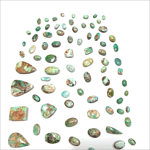 Natural Irani Turquoise Gemstone