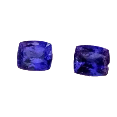 Blue Tanzanite Gemstone