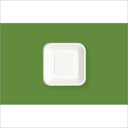 1d 5.5'' X 5 Bagasse Plate
