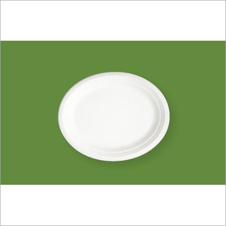 Oval Platter Bagasse