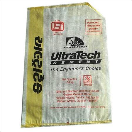 Three Layers Paper Block Bottom Cement Bag