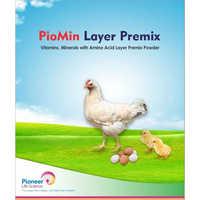 Pio Min Layer Premix Vitamins Minerals With Amino Acid Layer Premix Powder