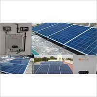 Solar On Grid Power Plant Without Battery Backup