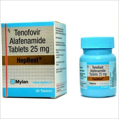 25mg Tenofovir Alafenamide Tablets