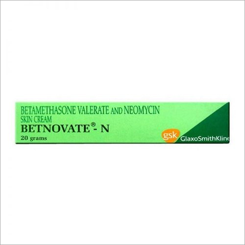 20gm Betamethasone Valerate And Neomycin Skin Cream