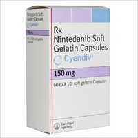 150mg Nintedanib Soft Gelatin Capsules