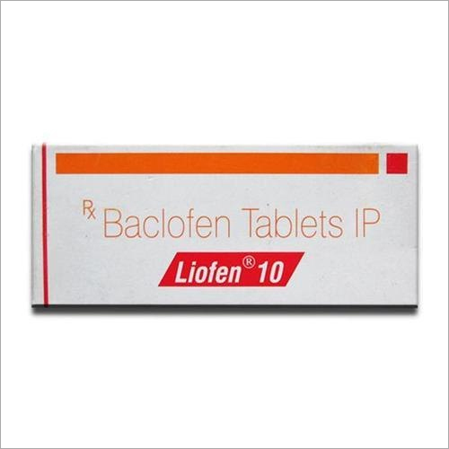 Bacloffen Tablets IP
