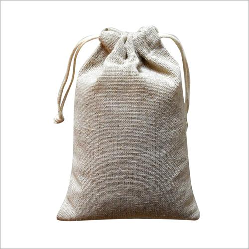 Jute Fancy Potli Bag