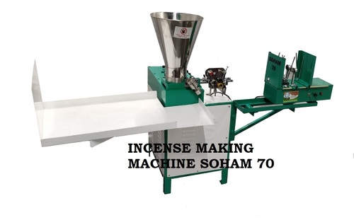Incense Making Machine Soham 70