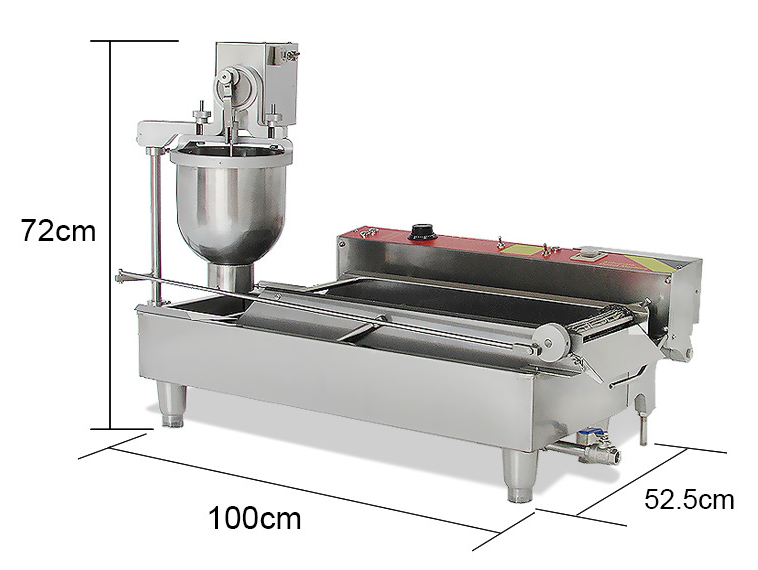 Automatic Donuts Making Machine