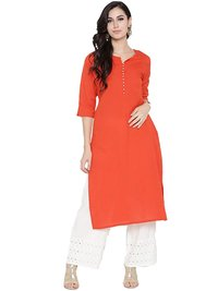 Women Cotton kurta