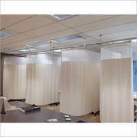 Hospital Track Curtain