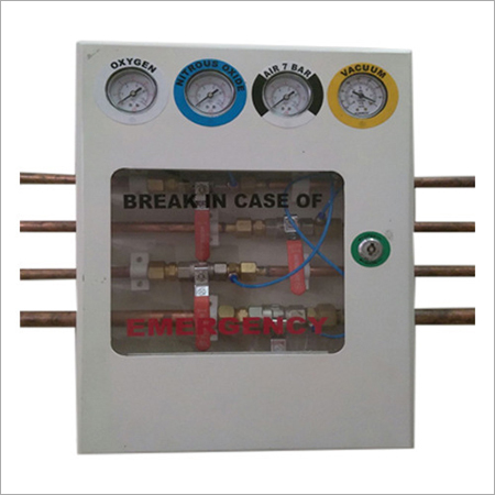 Medical Gas Wall Box