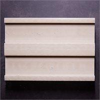 Ivory Wpc Solid Door Frames