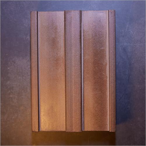Brown Wpc Solid Door Frames