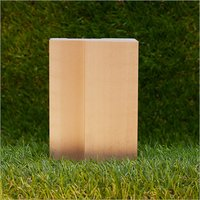 3 X 2 Inches Natural Wpc Doorframe
