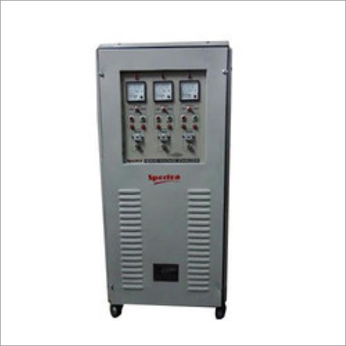 Air Cooled Servo Stabilizers