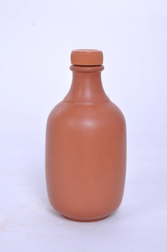 Earthen Clay Water Bottle (1.5 L)