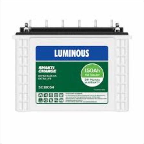 Luminous Acid Batteries