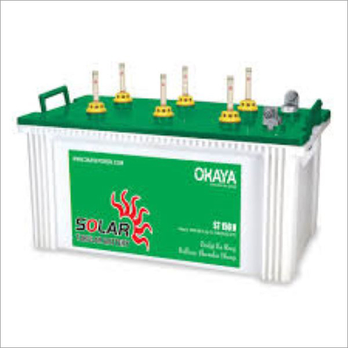 Okaya Solar Batteries