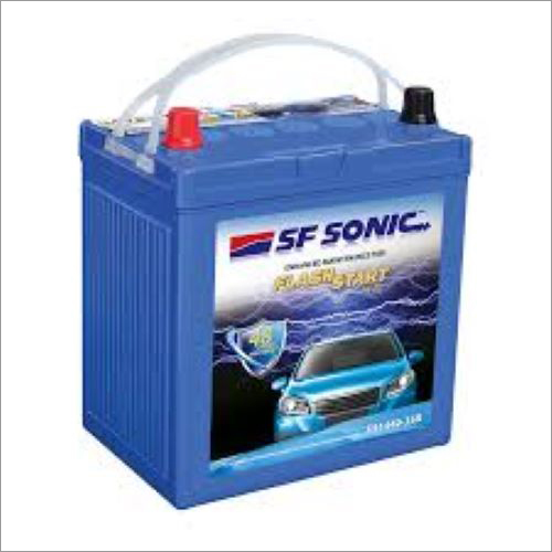 Sf Sonic Automotive Batteries