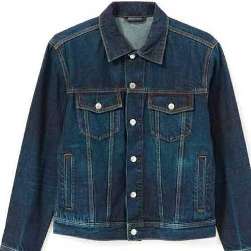 Ladies used denim jacket