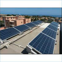 Luminous Solar Power Plant