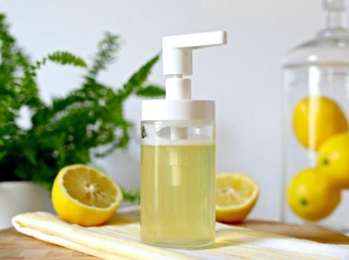 Lemon Flavour Hand Wash
