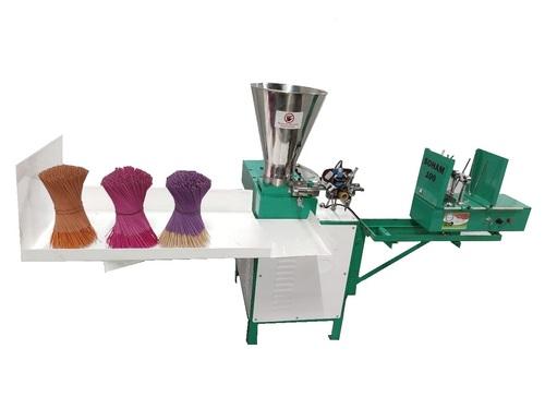 Fully Automatic Incense Making Machine  soham 100