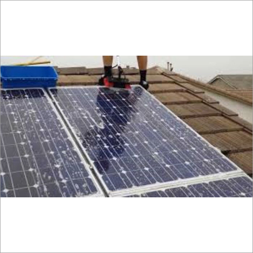 Solar Panel Cleaning Systems