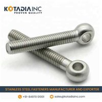 STAINLESS STEEL SWING EYE BOLT