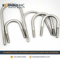 STAINLESS STEEL U BOLTS/ U CLAMPS