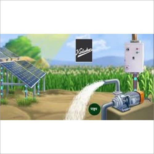 Kirloskar Solar Pump