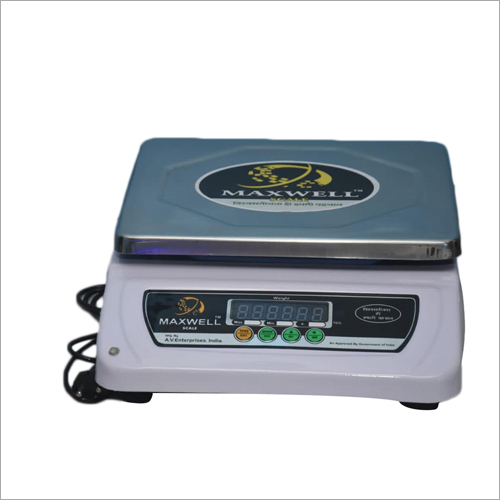 30 KG Electronic Table Top Weighing Scale With FB Display