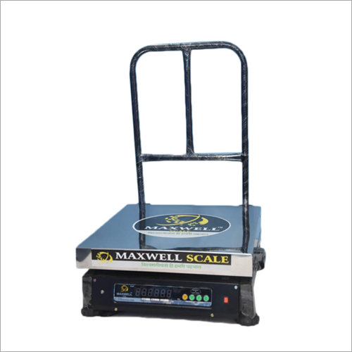 100 KG MS Electronic Platform Weighing Scale