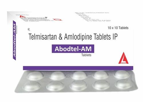 Telmisartan And Amlodipine Tab